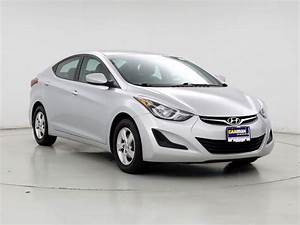 Used Hyundai Elantra With Manual Transmission For Sale