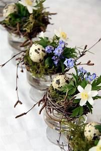 Dekoideen Für Ostern Zum Selbermachen : tischdeko zum ostern 70 frische ideen ~ Lizthompson.info Haus und Dekorationen