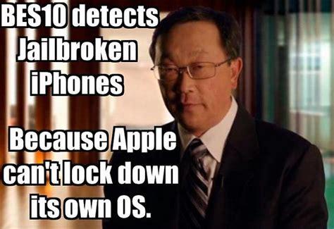 Jailbreak Meme - john chen memes page 23 blackberry forums at crackberry com