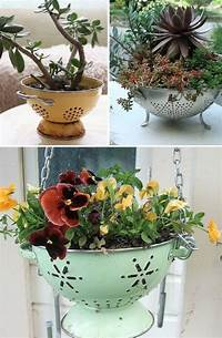 interesting diy patio decor ideas 39 Best Creative Garden Container Ideas and Designs for 2017