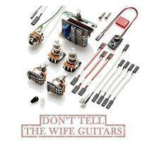 Emg Wiring Guitar Parts Ebay