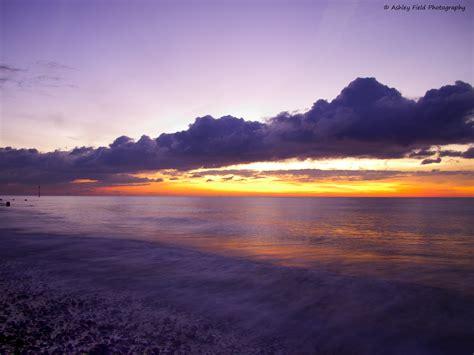 Bexhill Beach Photo Sun Rise British Beaches