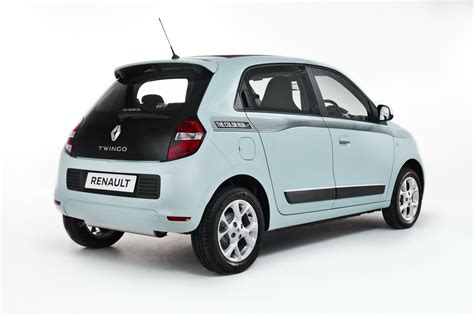 renault twingo renault makes the twingo more colorful with new special
