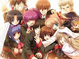 anime friends | Shay Taree
