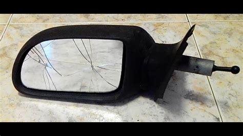 hoe een auto achteruitkijkspiegel vervangen youtube