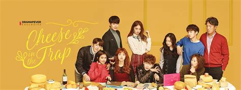 cheese in trap drama cheese in the trap manga news