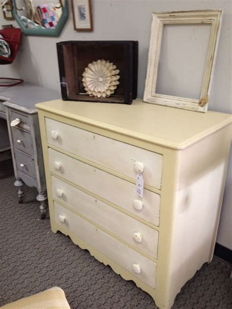annie sloan cream and old white dresser things i ve