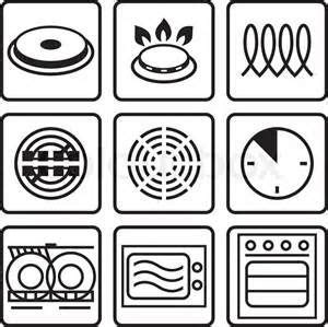 Aeg Backofen Symbole by Cookware Symbols For Heat Source Capability On Cookware