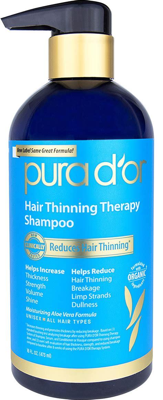 Amazon.com : PURA D'OR Original Gold Label Anti-Thinning