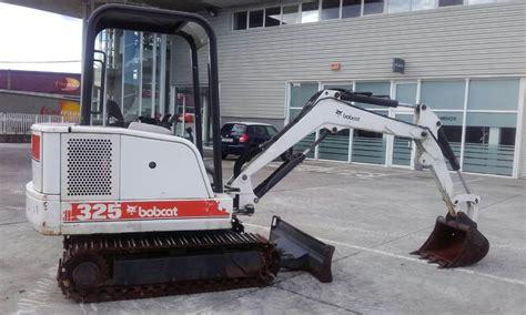 bobcat   mini excavators
