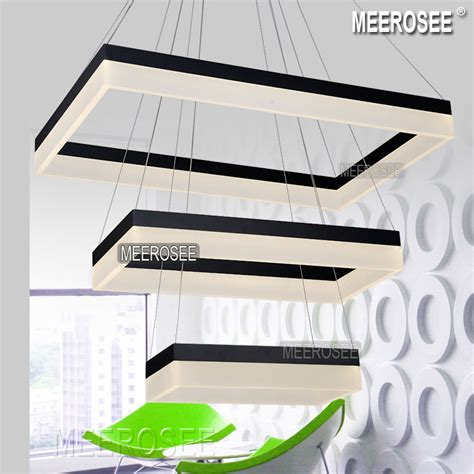 where to buy light fixtures aliexpress com buy new arrival rectangle led chandelier