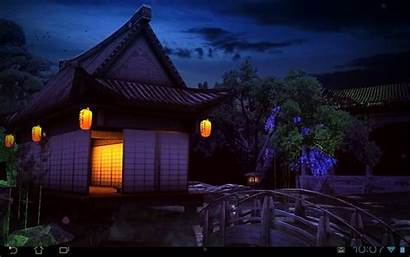 Zen Night Garden 3d Wallpapers Google Android