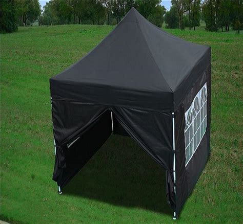 black pop  tent basic deltacanopy