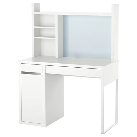 Micke Workstation White 105 X 50 Cm Ikea
