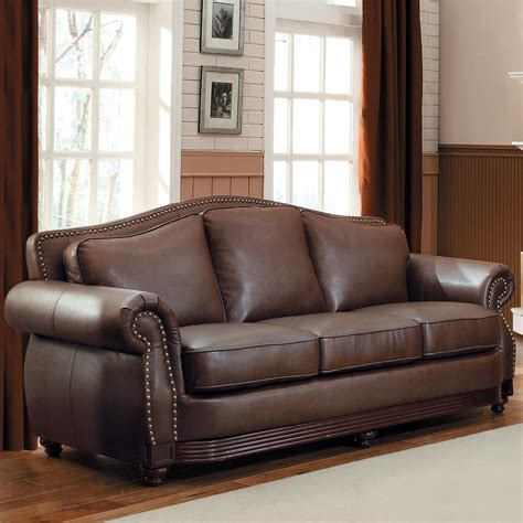 chocolate brown sofa decorating ideas brown leather sofa white walls living room ideas