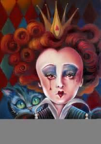 Alice Wonderland Red Queen