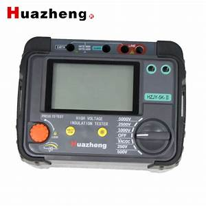 China Digital Magger Test Set Insulation Resistance Tester