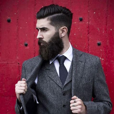 gentlemans haircut mens hairstyles haircuts