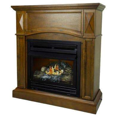 gas fireplaces ventless gas fireplaces fireplaces the home depot