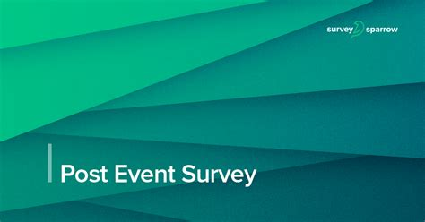 post event survey questions post event feedback template