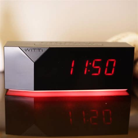 alarm clock with light alarm clock with usb charging ports charge your phone