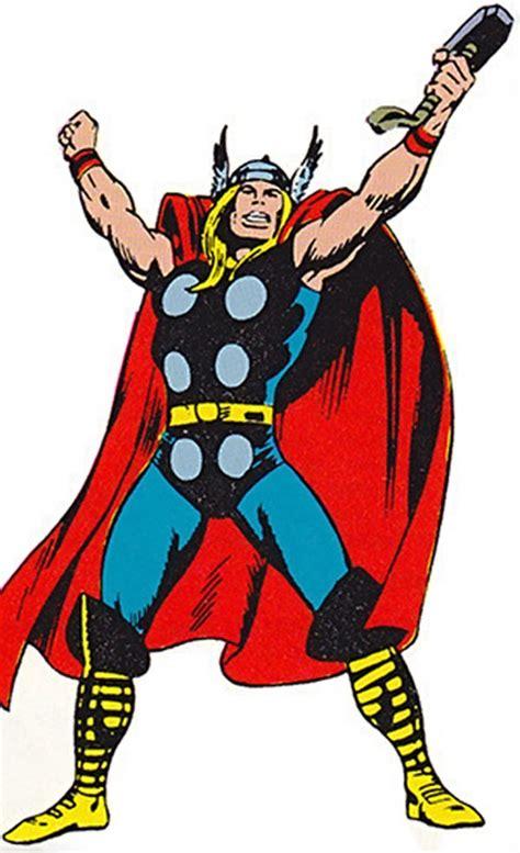 thor marvel comics avengers thunder god alternate