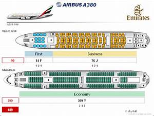 Airbus A380  Cabin Configuration