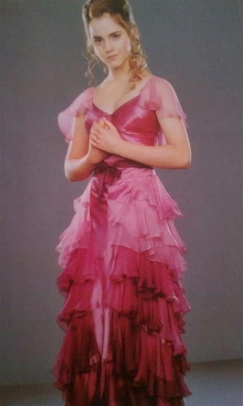 Hermioneu0026#39;s Yule Ball dress | Dresses | Pinterest | Yule ball Hermione and Dresses