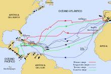 Cuantos Eran Los Barcos De Cristobal Colon by Biografia De Cristobal Col 242 N Biografias Vidas E Historia