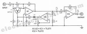 Avc Automatic Volume Control Circuit