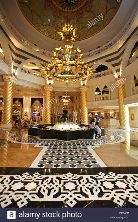 Foyer Accommodation by Foyer Of The Luxury Hotel Jumeirah Zabeel Zaray The Palm