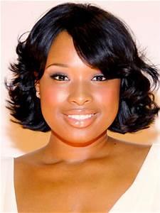 Coupe Courte Femme Noire Visage Rond : coiffure pour visage rond femme noire ~ Melissatoandfro.com Idées de Décoration