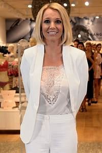 Britney Spears - Presents Her 'The Intimate Collection' in ...
