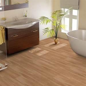 Laminat Im Bad : laminat oder vinylboden ein vergleich ~ Frokenaadalensverden.com Haus und Dekorationen