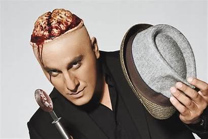 Makeup Ellimacs Brain Exposed Tutorial Halloween Sfx