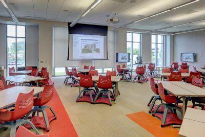 virginia tech building opens providing students