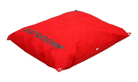 coussin pour chien impermeable outdoor 110 cm animaloo