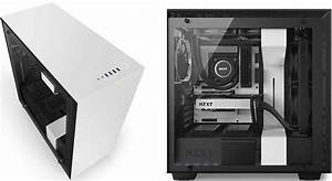 NZXT Unveils Three New Cases And They All Look Dapper PC