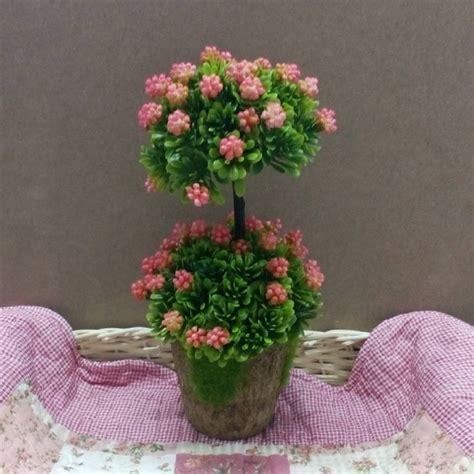 jual bunga bonsai susun plastik bukalapak