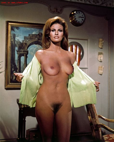Celebrity Fakes Gt Show Newest Gt Raquel Welch Cfake Com