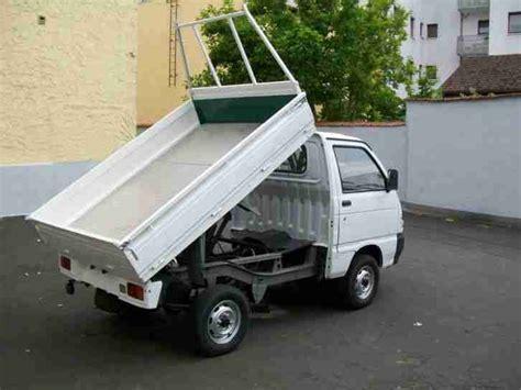 piaggio porter kipper piaggio porter kipper pritsche t 220 v 6 2017 s85 nutzfahrzeuge angebote