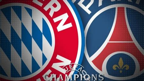 Bayern Munich vs PSG en vivo online uefa champions league ...