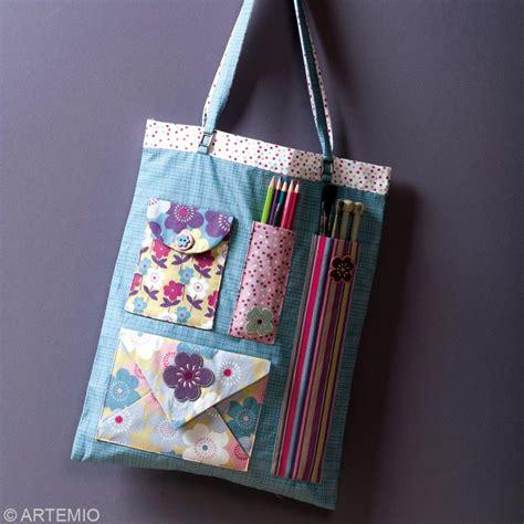 faire un sac en tissu pour les loisirs cr 233 atifs id 233 es et conseils couture