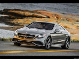 Mercedes S63 Amg Specs by 2015 Mercedes S63 Amg Coupe Us Spec Front Hd
