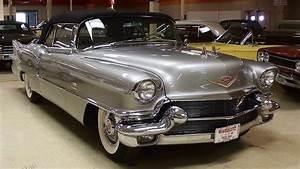 Cadillac Eldorado Cabriolet : 1956 cadillac eldorado biarritz convertible youtube ~ Medecine-chirurgie-esthetiques.com Avis de Voitures