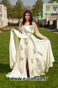 Robe De Mariage Marocaine : robe marocaine mariage ~ Preciouscoupons.com Idées de Décoration