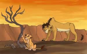 Lion King Kopa Death