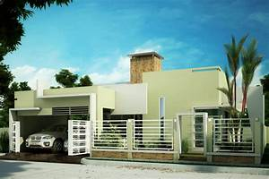 home design modern bungalow house design in philippines a With interior roof designs for houses