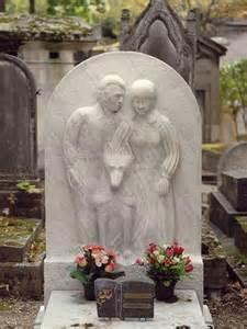 Unusual Cemetery Headstones