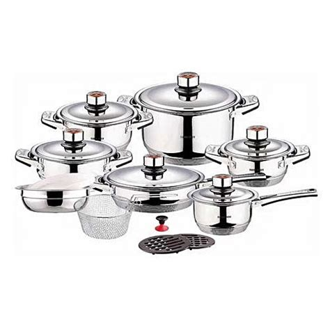 generic high quality heavy duty stainless steel cookware